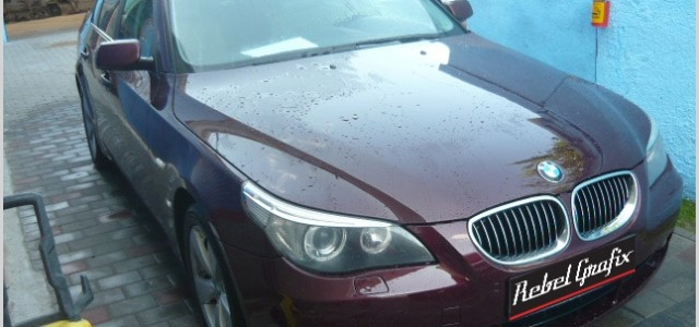 90 - BMW Seria 5 service reparatii mecanice tinichigerie si vopsitorie